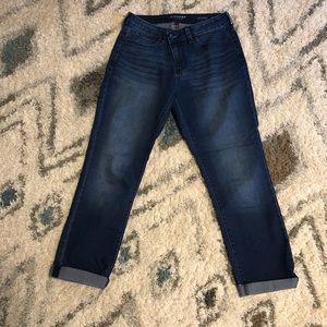 Women's Jennifer Lopez straight leg jeans